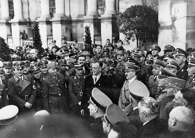 Anšlus Rakouska 1938