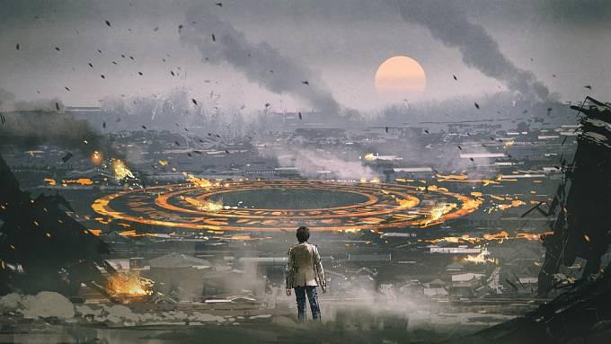 Apokalypsa - ilustrační foto