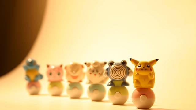 Pokémoni se stali obecným fenoménem.