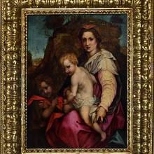 Andrea del Sarto – Madona s dítětem