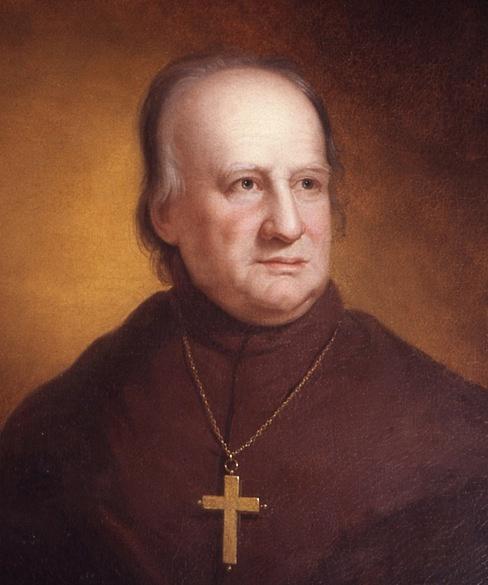 První americký arcibiskup John Carroll