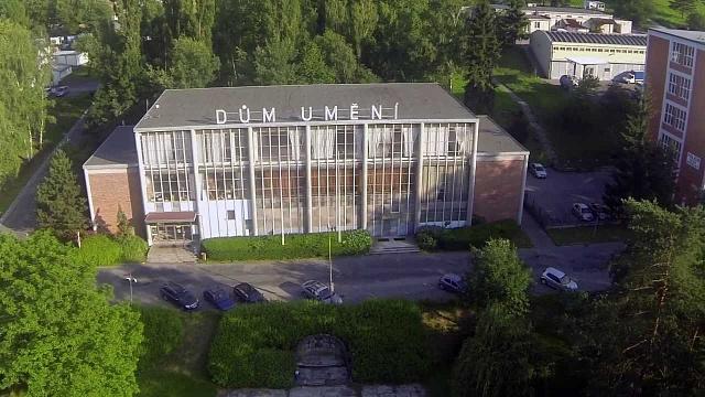 Komunisté proměnili vroce 1954Památník Tomáše Bati vDům umění