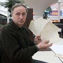 Lubomír Bystroň nacistický poklad na Budišovsku hledá už více než dvacet let.