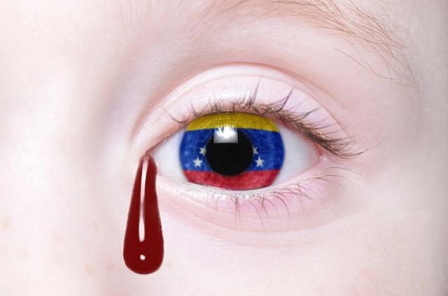 Venezuela se utápí v ekonomickém chaosu.