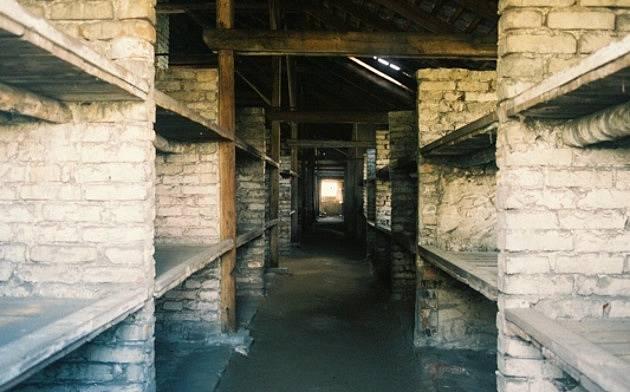 Osvětimský tábor Březinka