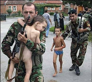 1. 9. 2004, Beslan, Severní Osetie, Rusko, 330 mrtvých