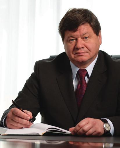 Bývalý šéf Vemexu Vladimir Ermakov