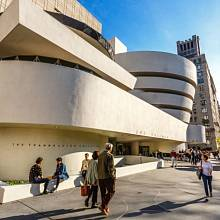 Guggenheimovo muzeum v Bilbao