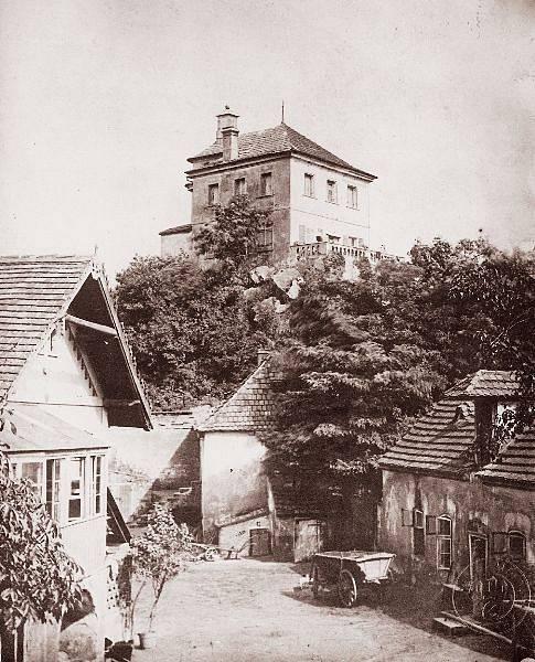 Šilboch kolem roku 1900