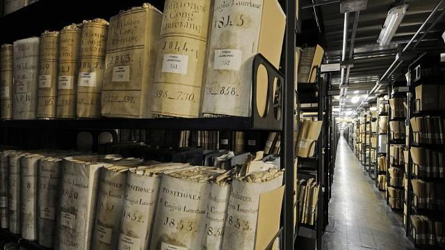 Vatikánské tajné archivy