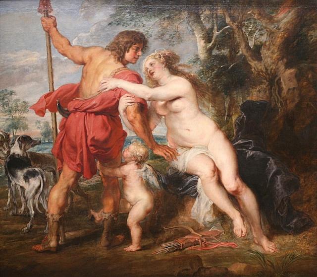 Vdobě mistra Rubense byly vmódě zaoblené tvary.