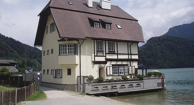 Vila JUDr. Ferdinanda Tondera vrakouském Sankt Gilgenu (1905–1906)