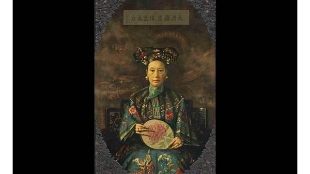 Císařovna vdova Cch'-si byla vládkyní dynastie Čching a tedy Číny od roku 1861 až do své smrti v roce 1908.