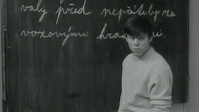 Jan Schmedka ve filmu Metráček