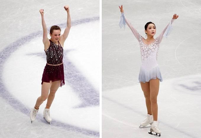 Mariah Bellová a Lim Eun-soo