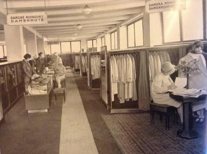 Brouk & Babka: Prodej oděvů