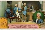 Lavoisier s kolegou Bertholletem