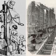Cholera v Londýně
