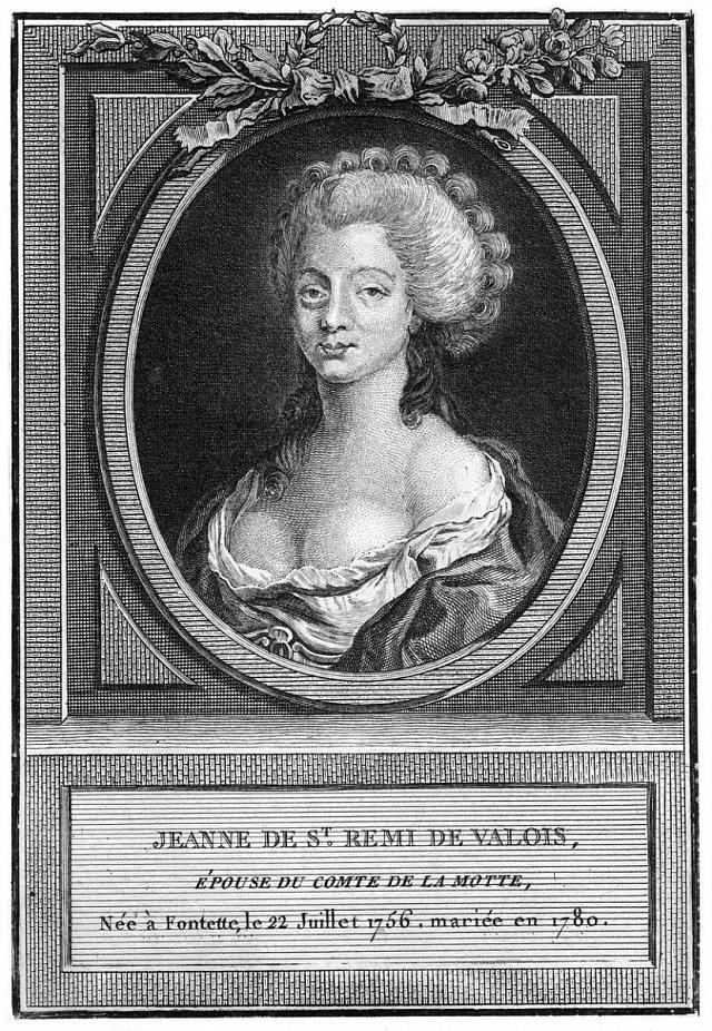 Jeanne De La Motte