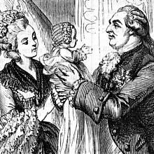 Královský pár čekal na prvního potomka sedm let.
