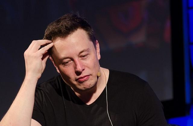 Propagátor elektromobility Elon Musk.