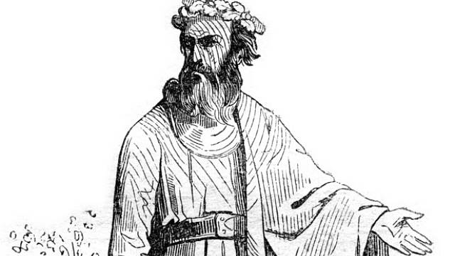 Mohl být bájný Krok keltským druidem?