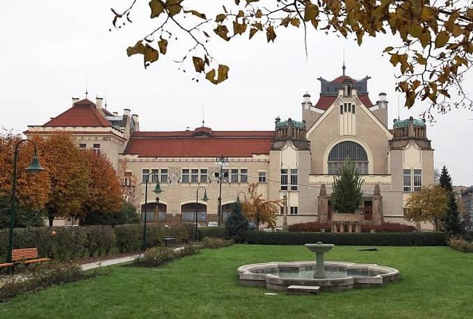 Národní dům vProstějově (1905–1907)
