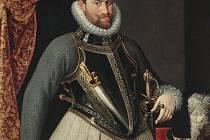Kateřina Stradová byla milenkou císaře Rudolfa II. Habsburského