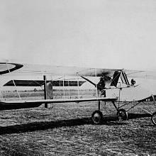 Francouzský průzkumný letoun Voisin