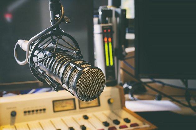 Rádio, ilustrační foto