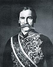 Karl von Hohenwart, předlitavský premiér, který se dokázal sČechy dohodnout