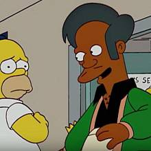 Apu Nahasapeemapetilon je animovaná postava indické národnosti ze seriálu Simpsonovi, stvořeného Mattem Groeningem. Provozuje obchod s potravinami Kwik-E-Mart a často prodává zkažené potraviny. Má osmerčata