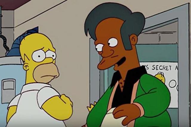 Apu Nahasapeemapetilon je animovaná postava indické národnosti ze seriálu Simpsonovi. Provozuje obchod a často prodává zkažené potraviny. Má osmerčata