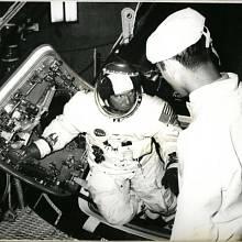 Výcvik kosmické posádky