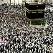 Muslimové v Mekce