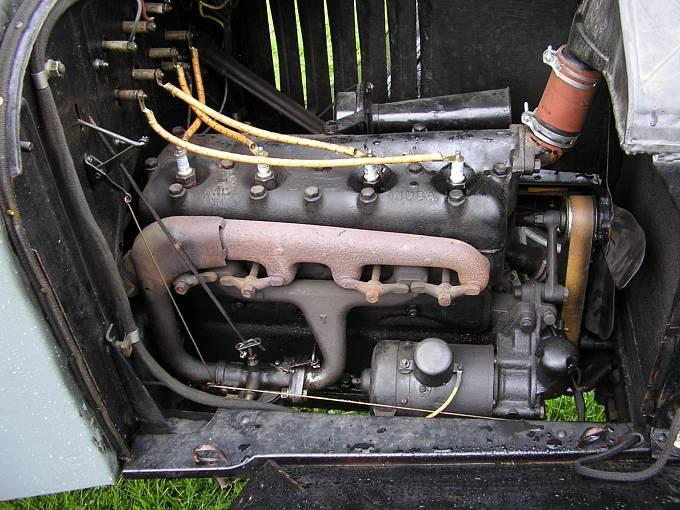 Motor Fordu model T