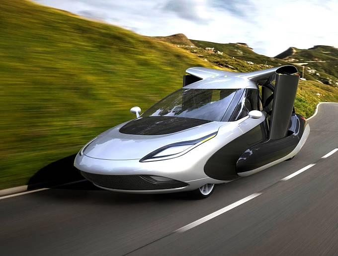 Auto by mělo být schopné i běžné jízdy po silnici