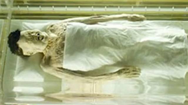 Mumie Lady Dai