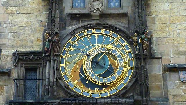 Tajemství v orloji objevili restaurátoři díky rekonstrukci hodin.