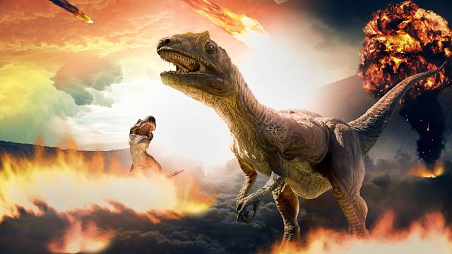 Co stojí za vyhynutím dinasaurů?