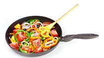 Restovaná zelenina je dobrou kamarádkou každé diety.