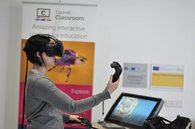 HTC Vive oznámilo strategické partnerství v oblasti vzdělávání s firmou Lifeliqe s českými kořeny