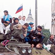 Srpnový puč, 1991