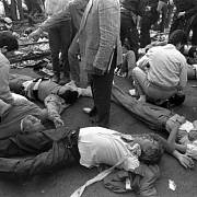 Masakr na Heysel stadionu v Bruselu