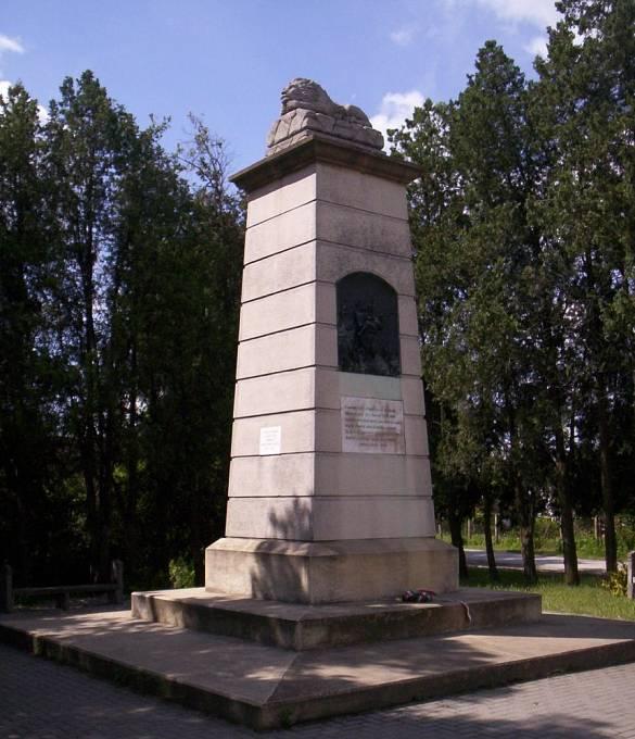 Památník bitvy u Moháče