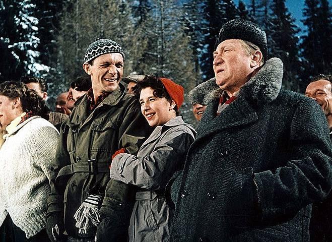 Stella Zázvorková, Jaroslav Marvan a Josef Kemr