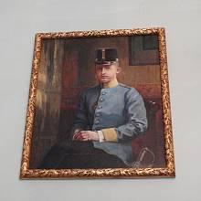 Mladý Karel I. v době, kdy sloužil v Čechách v Brandýse nad Labem