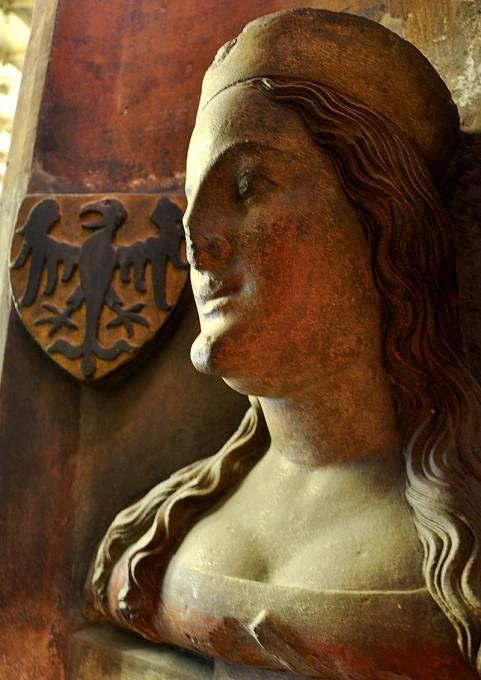 Čtvrtá manželka Karla IV. Eliška (Alžběta) Pomořanská