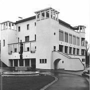 Vila Karma ve švýcarském Montreaux (1904)