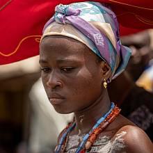 Otroctví z Ghany dodnes nevymizelo - ilustrační foto